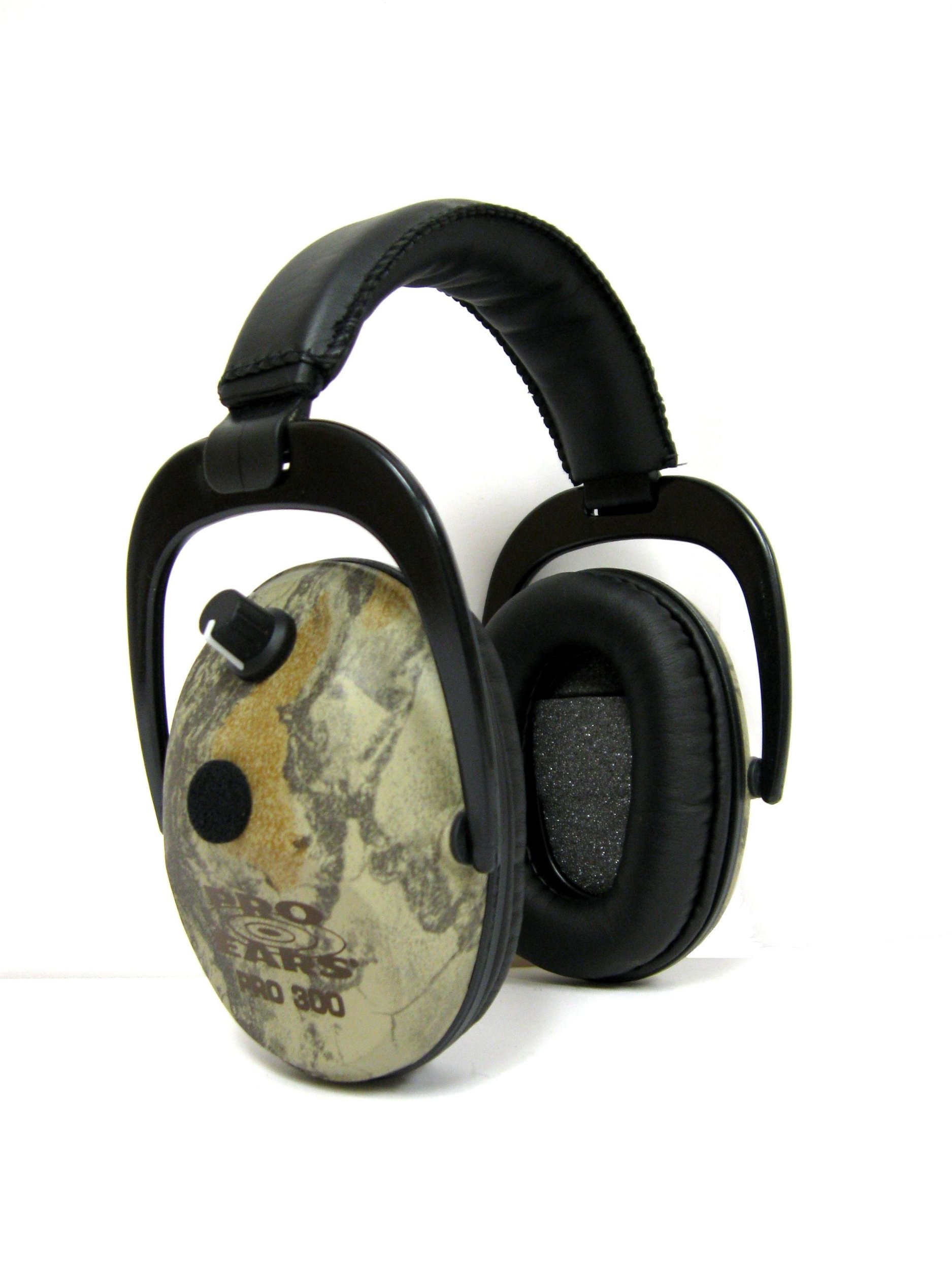 Pro Ears - Pro 300 - Electronic Hearing Protection and Amplification - NRR 26 - Ear  Muffs by Pro Ears (Image #1)
