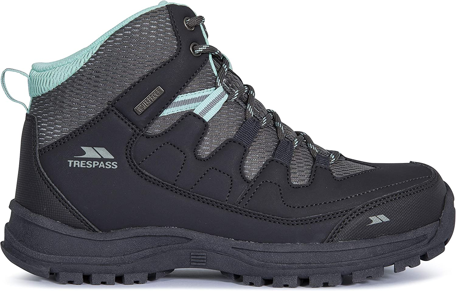 High Rise Hiking Boots, Coffee, EUR 36