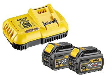 DeWALT DCB118T2-QW power tool battery/charger Cargador de ...