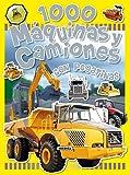 1.000 máquinas y camiones (1000 Pegatinas)