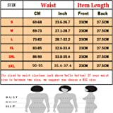 DODOING Woman Waist Cincher Sport Body Shaper