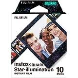 Fujifilm 16633495 Instax Square Film, Star Illumination (10 Exposures)