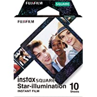 instax SQUARE STAR ILLUMINATION Ram, 10 pack