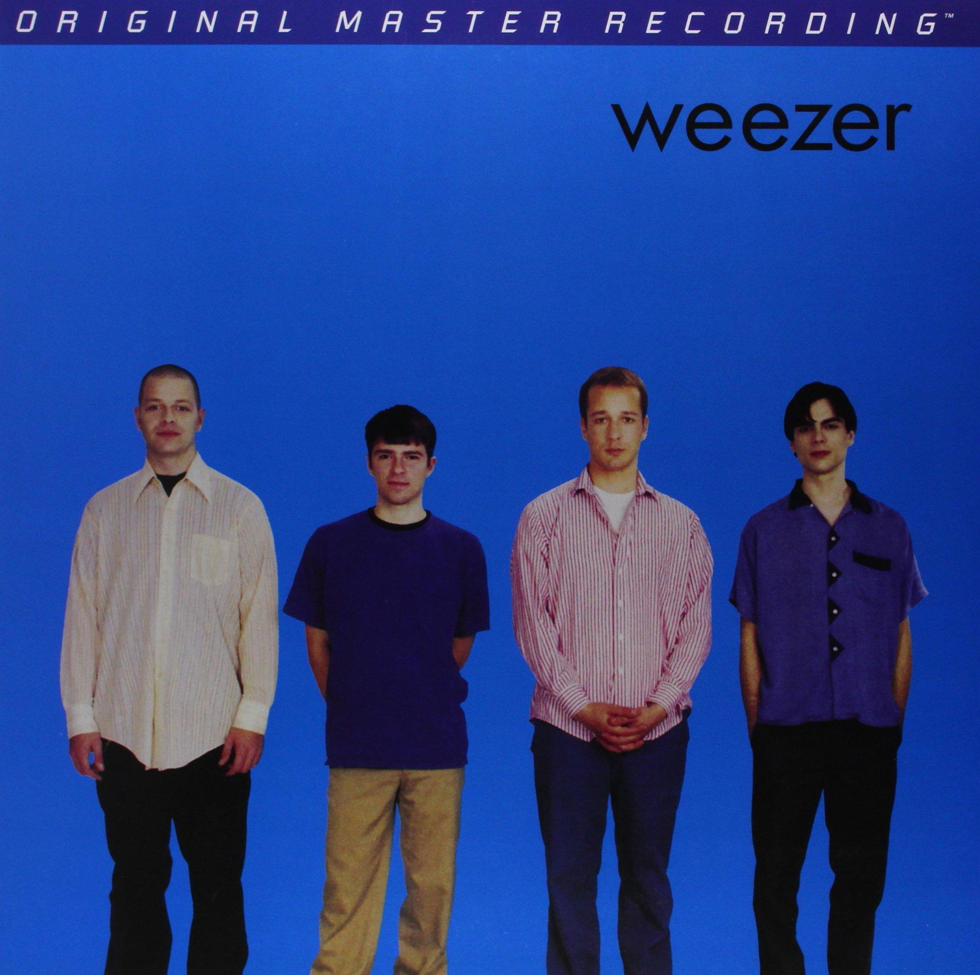 Weezer ( Blue Album ) by Mobile Fidelity
