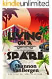 Living on a Spare (Glock Grannies Cozy Mystery Book 4)