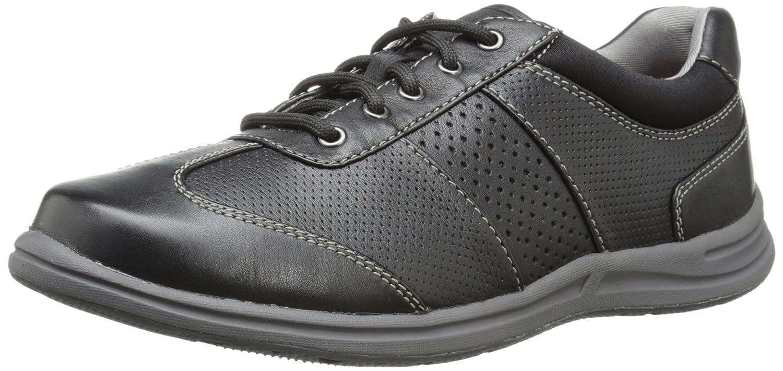 Amazon.com   Rockport Women's Walk Together T-Toe Black Nappa Leather  Sneaker 5 W (C)   Walking