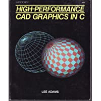 High Performance Computer Aided Design Graphics in C.