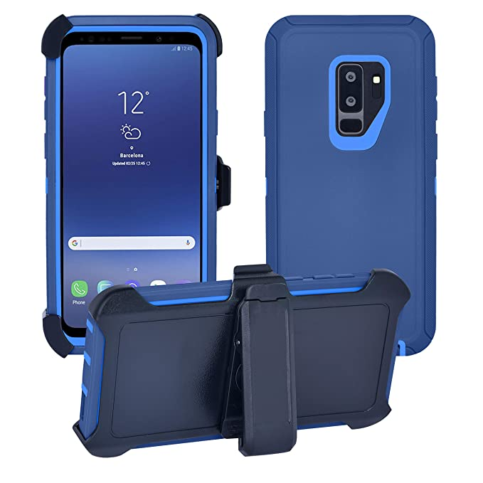 brand new ae821 b2bf2 AlphaCell Cover Compatible with Samsung Galaxy S9 Plus (Only ...
