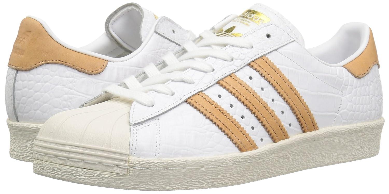 adidas Originals Mens Superstar 80s Sneaker