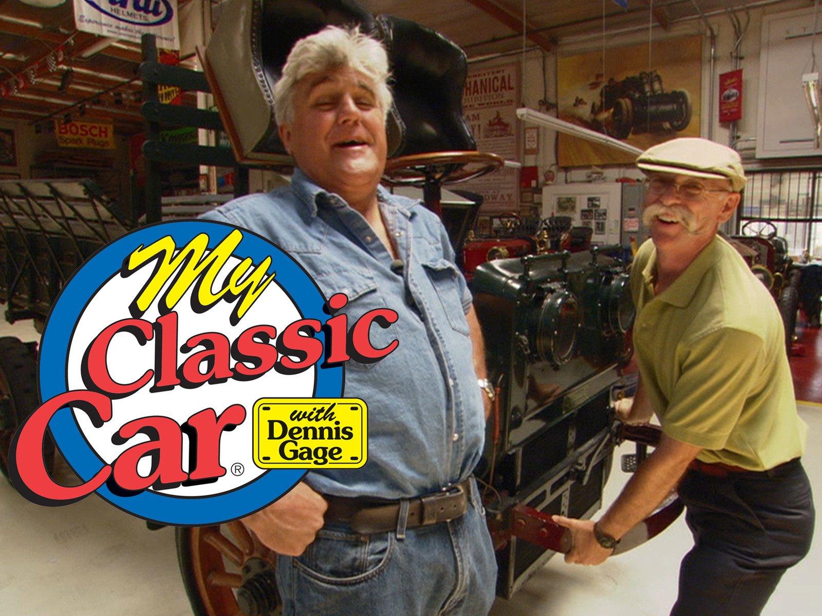 My Classic Car on Amazon Prime Video UK
