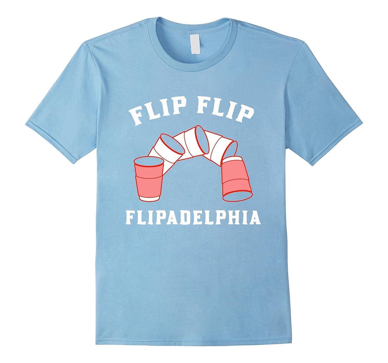 Flip Flip Flipadelphia T-Shirt-RT