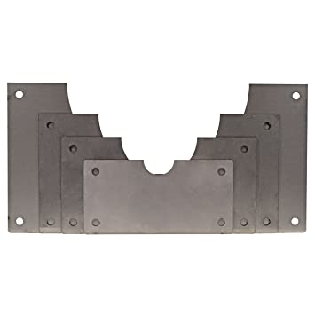 Roshield 50mm Rodent Pipe Proofing Plates (Pair) - Prevent Rat