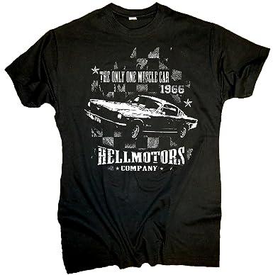 Only One Ford Mustang Fastback Herren T Shirt Us Car Oldtimer V8 Xl