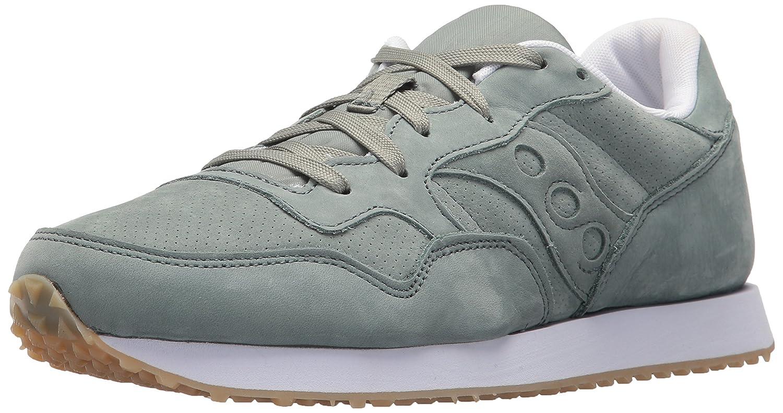 Saucony Originals Women's DXN Trainer Cl Nubuck Sneaker B01MS020K4 5 B(M) US|Green