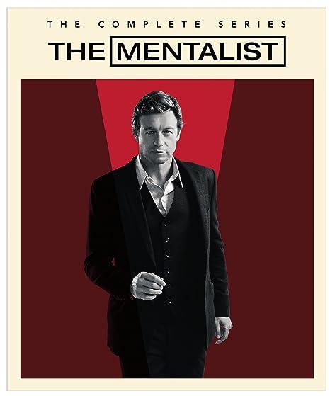The Mentalist Complete Series Box Set (Seasons 1-7) (DVD)
