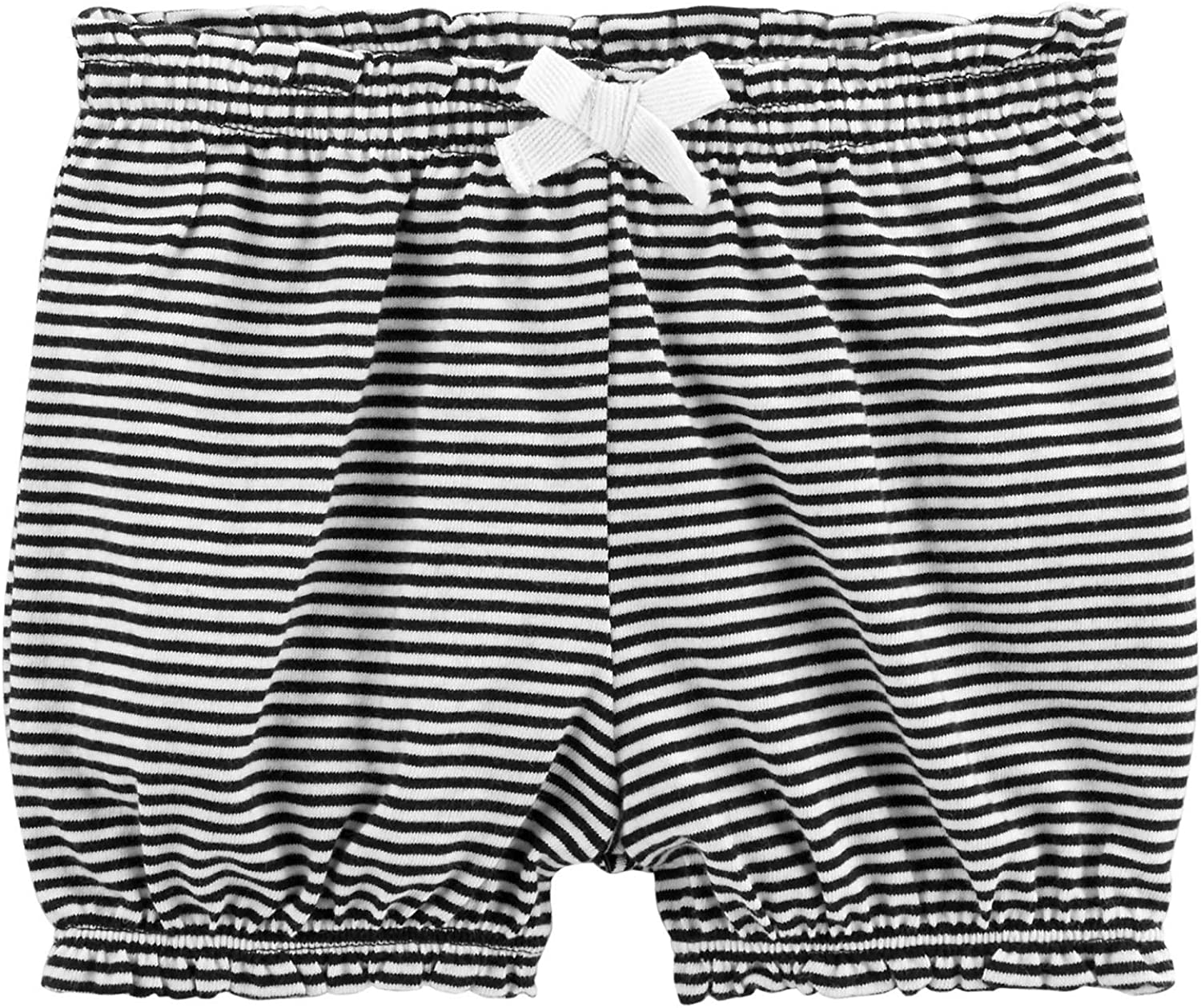 Carters Baby Girls Pull-On Bubble Shorts