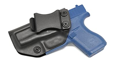 Concealment Express IWB KYDEX Holster: fits GLOCK 42 - Custom Molded Fit