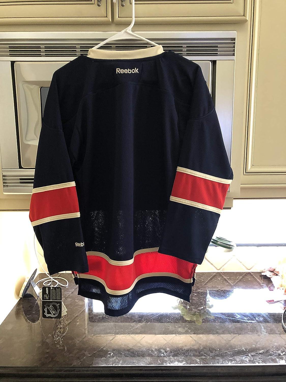 Reebok New York Rangers Alternate Third Jersey Kids Size 4-7