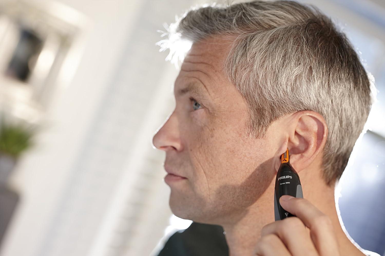 Recortador de vello, nariz y orejas Philips NT3160/10 por solo 12,99€
