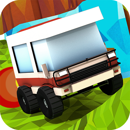 Stunt Truck   Offroad 4X4 Monster Car Racing Destruction Game Free