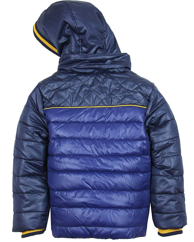 Sizes 4-10 years Tumble n Dry Boys Puffer Coat Ridgeway