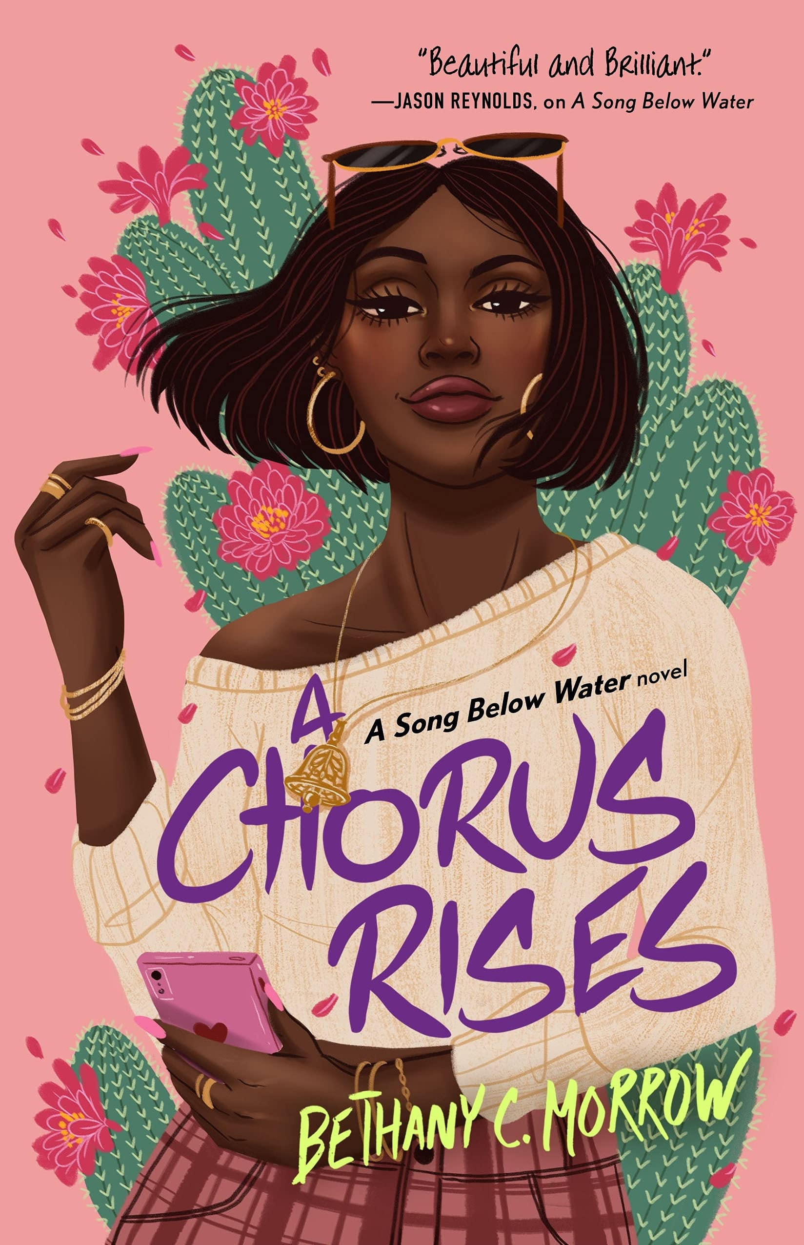 Amazon.com: A Chorus Rises: A Song Below Water novel (9781250316035): Morrow,  Bethany C.: Books