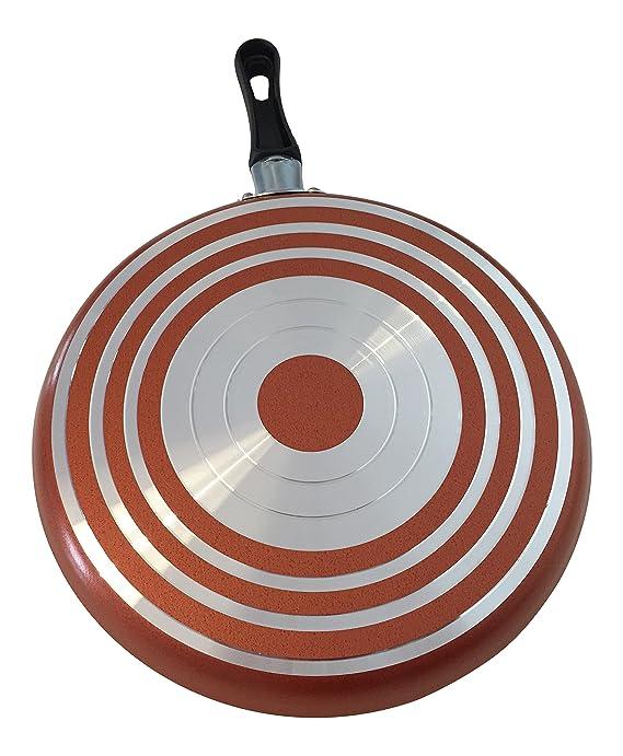 Sartén Crepes antiadherentes Tortilla Pancake crepe alimentos: Amazon.es: Hogar