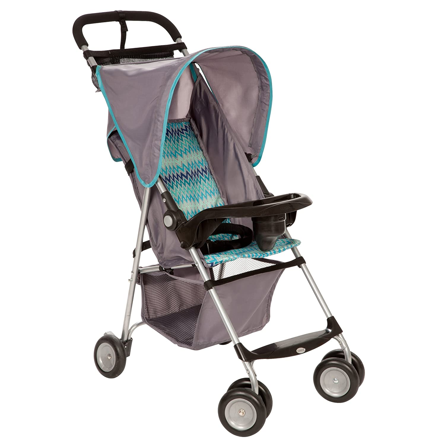 Amazon Cosco Umbria Stroller Zigzag Discontinued by Manufacturer Lightweight Strollers Baby