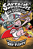 Captain Underpants 12: Captain Underpants and the Sensational Saga of Sir Stinks-A-Lot