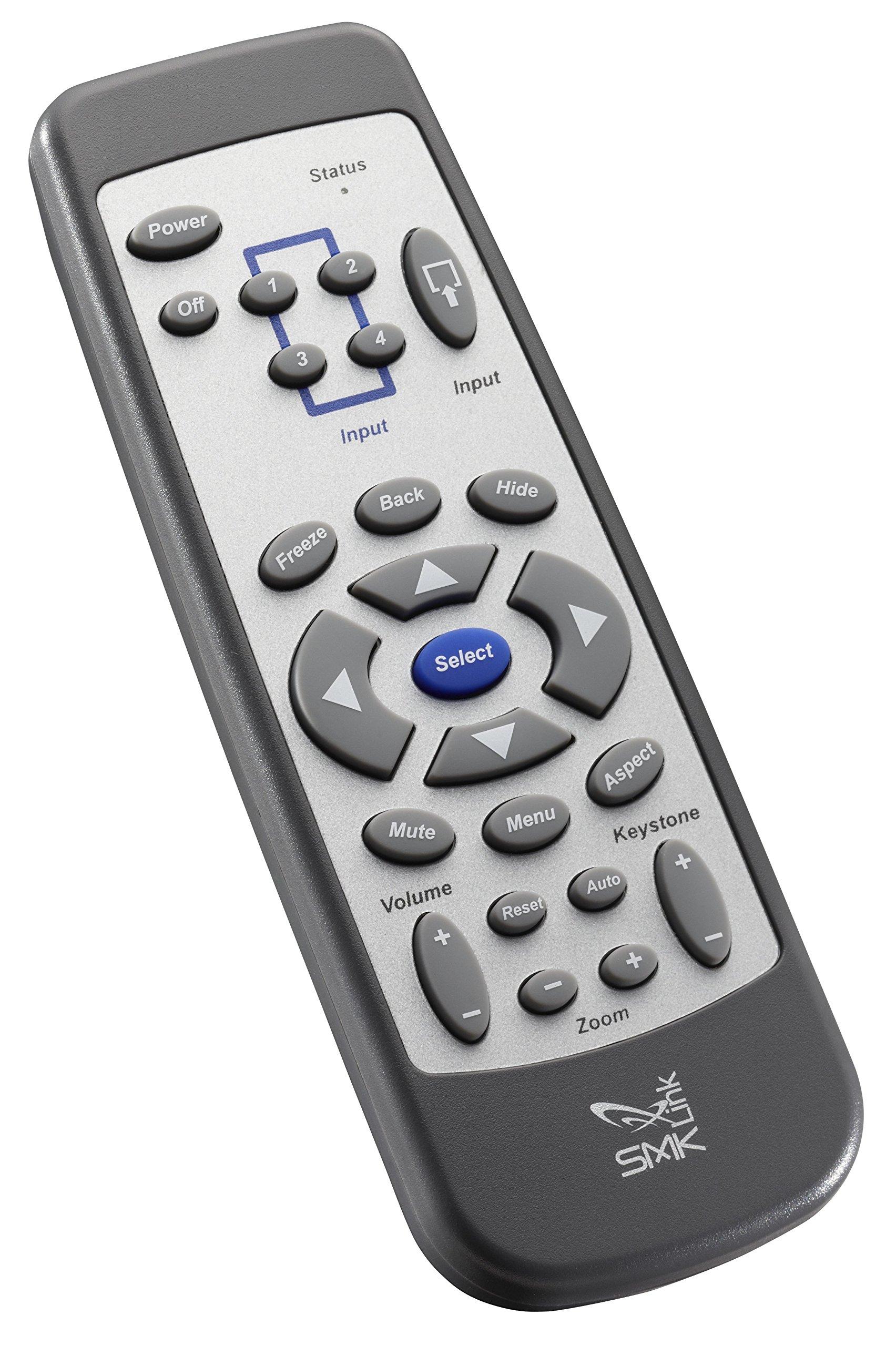 SMK-Link VP3720 Universal Projector Remote Control