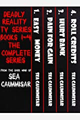 Deadly Reality TV Series: The Complete Series (Books 1-4) Kindle Edition