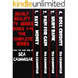 Deadly Reality TV Series: The Complete Series (Books 1-4)