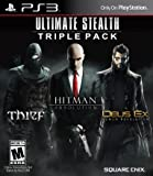 Ultimate Stealth Triple Pack - PlayStation 3