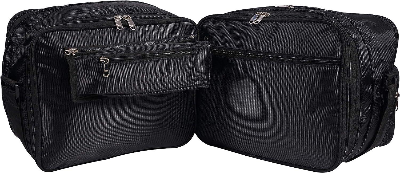 Juego de bolsas interiores para maletas laterales Vario BMW F750GS, F850GS, R1200GS (K25), R1200GS (K50), R1250GS (K51)