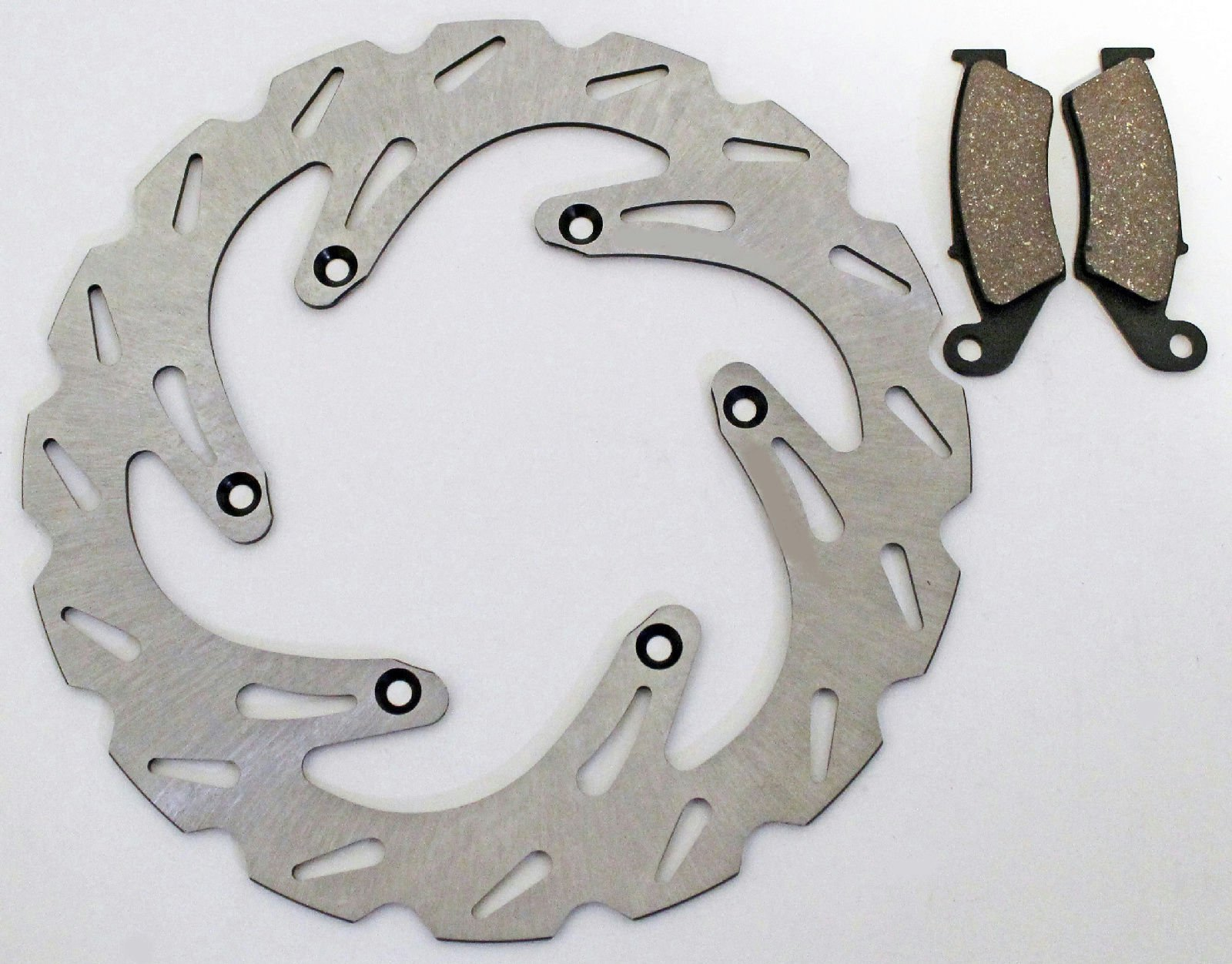 Yamaha 2003-2009 And 2011-2013 WR450F Front Brake Pads And Sport Brake Rotor