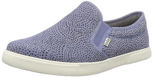 Azalea Denim Print, Womens Low-Top Sneakers Gola