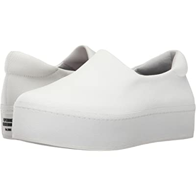 Opening Ceremony Women's Cici Classic Slip-On White Loafer