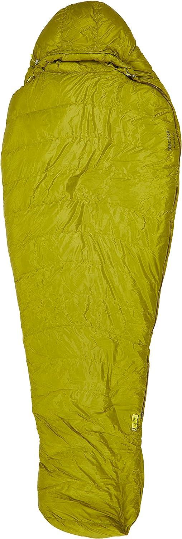 de Verano Marmot Ultra Elite 30 Saco de Dormir Mummy para Acampar y Trekking Ultraligero Hombres