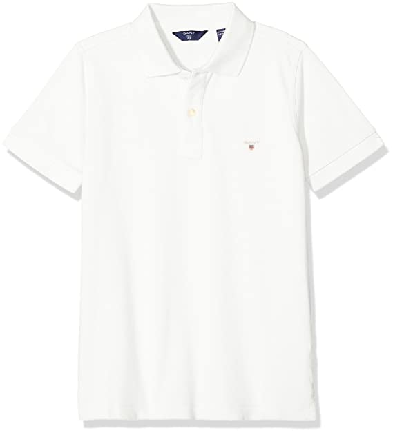 GANT The Original Pique Polo para Niños: Amazon.es: Ropa y accesorios