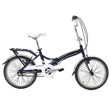 Bike volution bicicleta plegable aluminio 20, tamaño ND