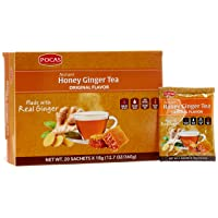 Pocas Honey Ginger Tea Original