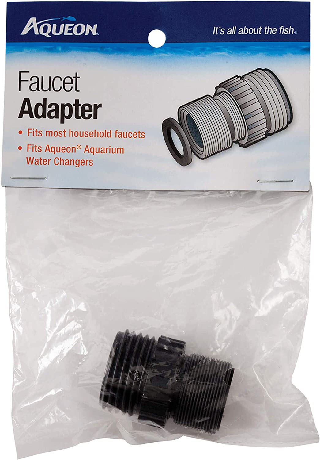 Aqueon Water Changer Replacement Faucet