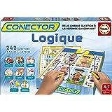 Educa - 16025 - Jeu Educatif - Conector Logique