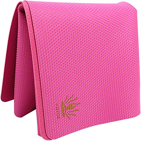 Amazon.com: Alfombra de goma yozoe Yoga 4 mm Professional ...