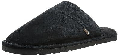 2a0f2e9c1 Lamo Men s Scuff Slipper - Suede Shoe