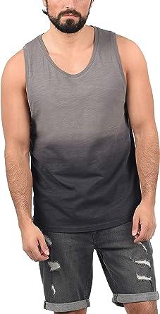 Solid Divo Camiseta Básica De Tirantes Tanque Tank Top De 100% algodón: Amazon.es: Ropa y accesorios