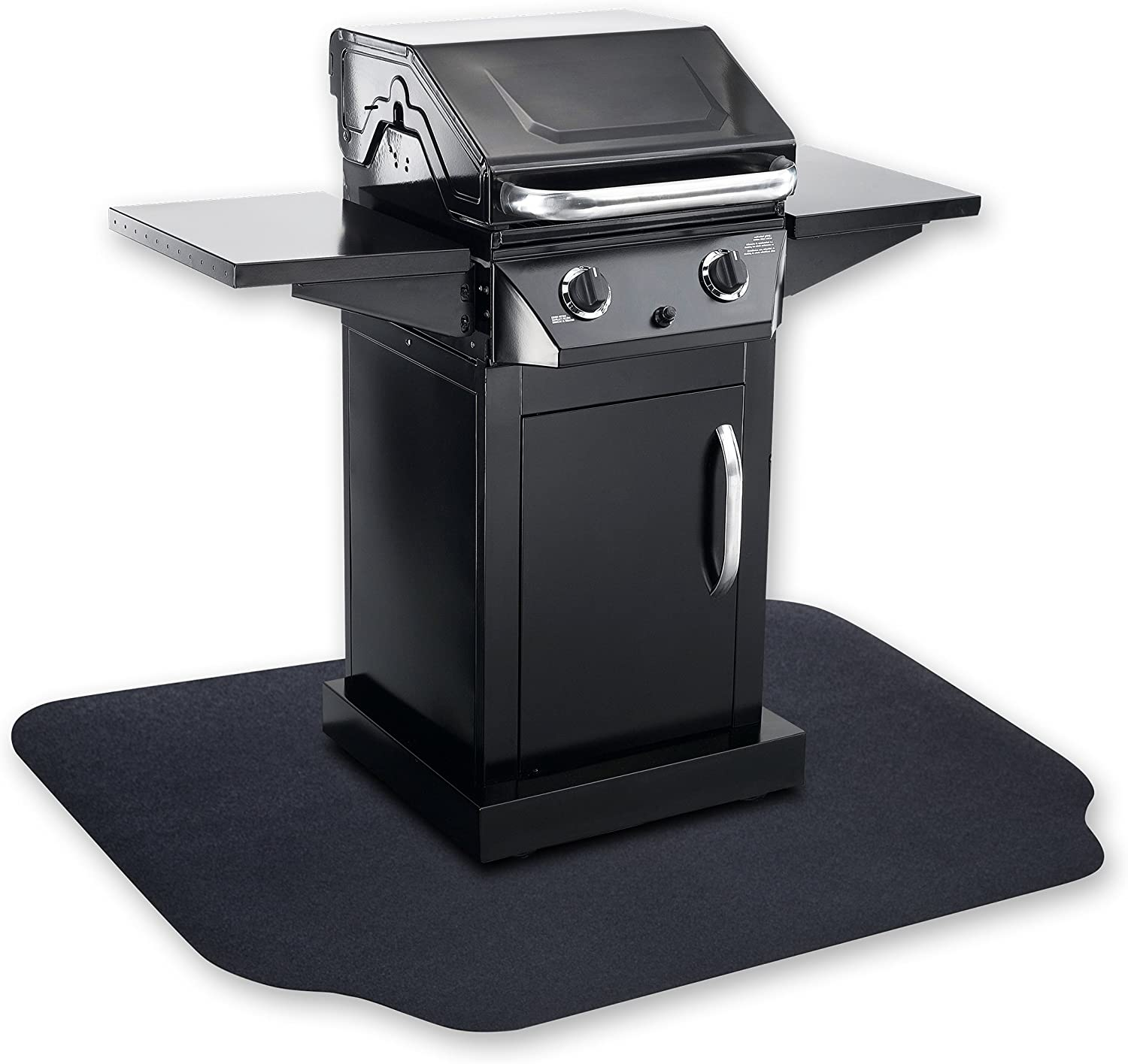 Amazon Com Grilltex Under The Grill Protective Deck And Patio Mat 36 X 50 Inches Garden Outdoor