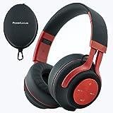 PowerLocus Bluetooth Auriculares Diadema P3,[Bluetooth 5.0,40h de música] Cascos Bluetooth Inalámbrico Plegable Casco…