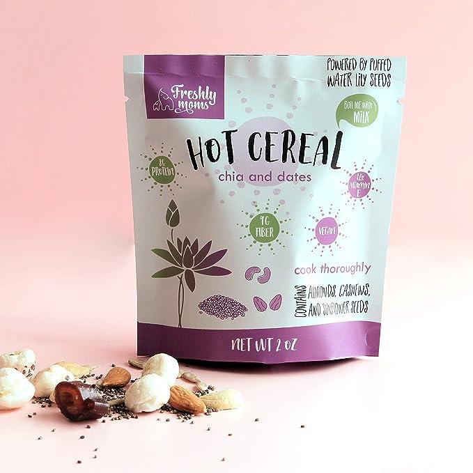 Cereales calientes sin cereales para embarazadas y madres ...