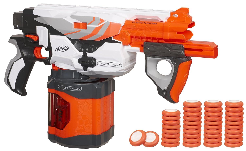 en stock Hasbro Nerf A0092148 A0092148 A0092148 Vortex Pyragon - Pistola de disparo rápido (40 discos)  envío rápido en todo el mundo